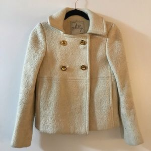 Vintage Milly Short Peacoat